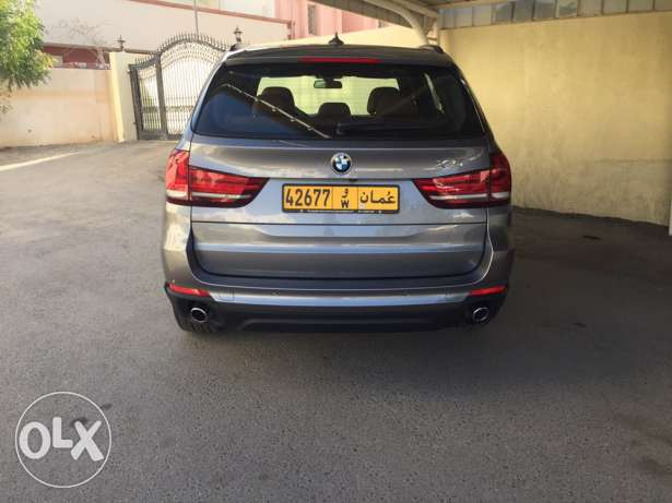 BMW X5 - 2016 - 5 years international warranty مسقط -  2