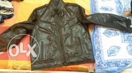 25 rials per piece of brand new genuine leather jackets