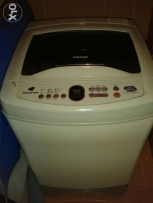 Samsung wahing machine Fully automatic 7kg