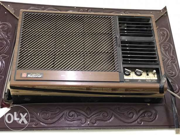 NATIONAL WINDOW AC good condition