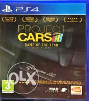 Project Cars PS4 (sell or Exchange)