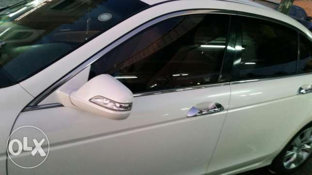 Urgent sale of Honda Accord Car 2010 مسقط -  4