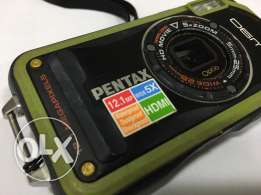 Pentax Optio W90 12.1 MP Waterproof Digital Camera