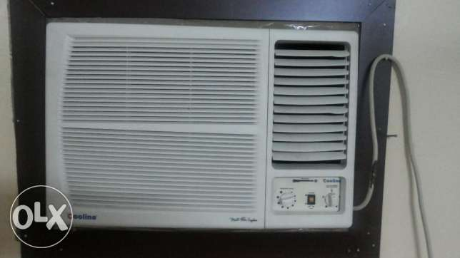 Two Cooline air conditioners in good condition