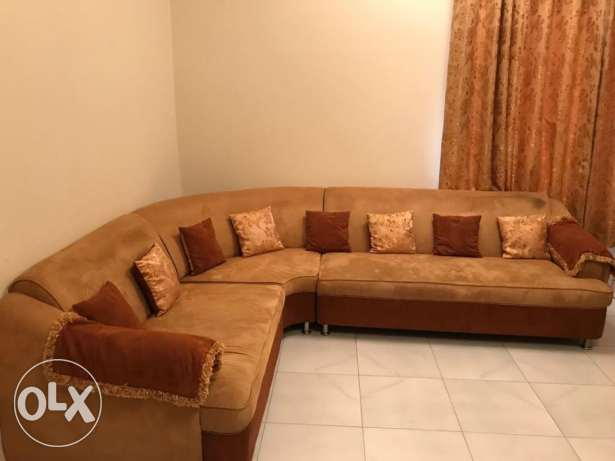 Sofa high quality fabric 6-7 Seater