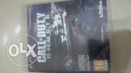 Cod ghosts for ps3 (with 4 dlc's)