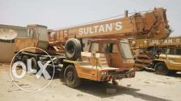 Mobile Crane for sale, serious buyers only/ negotiable