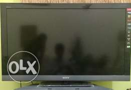 "46""Sony bravia hd lcd tv with new packed wall bracket"