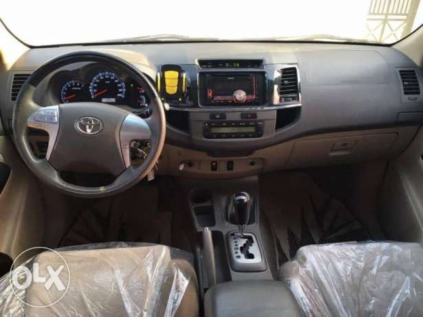 Toyota Fortuner 2013 (4.0) GCC Car (Exclusive Edition) مسقط -  2
