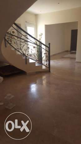 New villa for rent in alansab for 700 unfurnish near alnoor market مسقط -  4