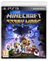 للبيع Minecraft story mode ps3