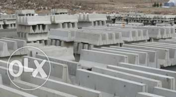 Road safety concrete barriers readily available مسقط -  8