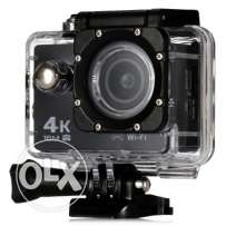 V3 4K WiFi Sport Camera 16MP - BLACK