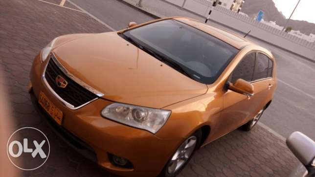 2012 Emgrand 7 (1.8 ltr) hatchback fully automatic