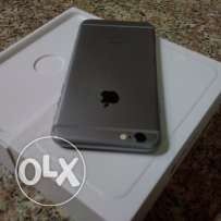 IPhone 6 spy gray with all accessories