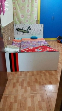 Boys Homecentre bed without matress