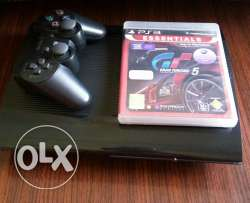 PlayStation 3 12GB with Gran Turismo 5