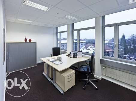 Fully Serviced, Furnished Office Spaces