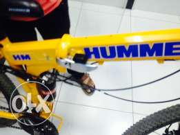Hummer Gear cycle new