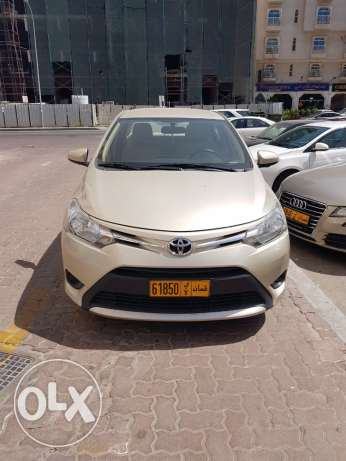 2015 yaris available in good condition