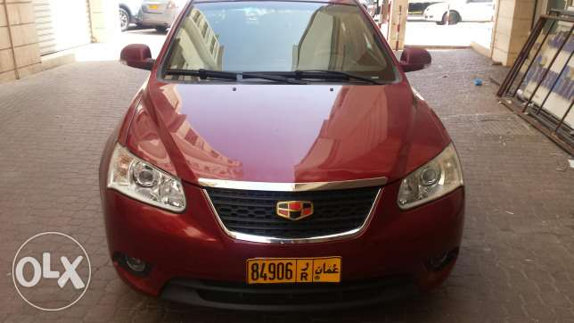Geely Saloon hatch back