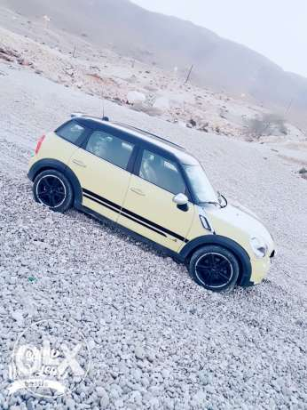 mini countrymen S 2013خليجي