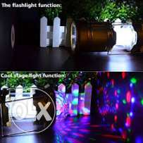 magic cool disco led lantern