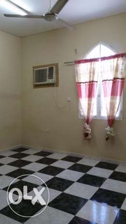 One room & kitchen in North Al Ghoubra غرفة ومطبخ