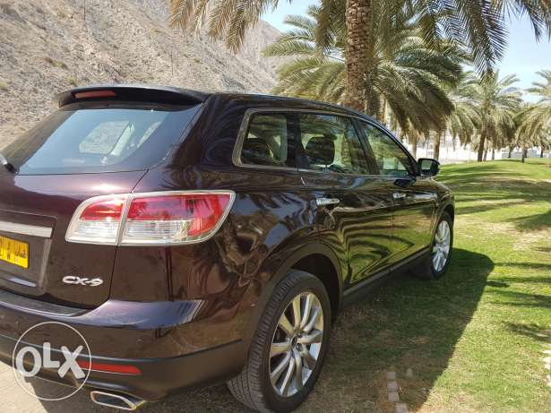 2009 mazda cx9 full auto #one option مسقط -  1