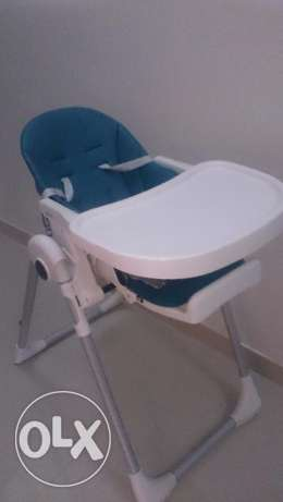 Urgent Sale, prima pappa zero3, peg perego, for sale only today مسقط -  2