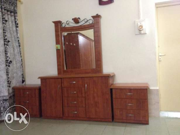 Dressing Table with 2 Side tables for Sale