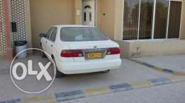 Nissan sunny car -automatic -Full condition
