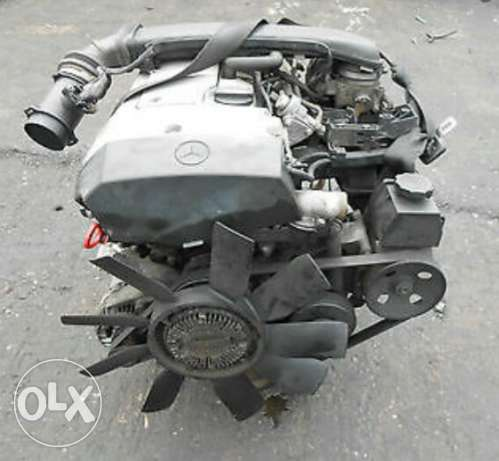 Mercedes used engines and spare parts for sale مسقط -  5