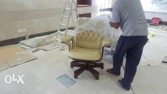 Unused n New Executive Chair -MB مسقط -  3