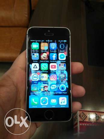 iphone 5s 16gb for sale نزوى -  3