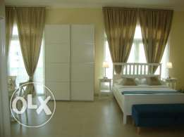 Luxury Apartment with new furniture in Azaiba, area 95m