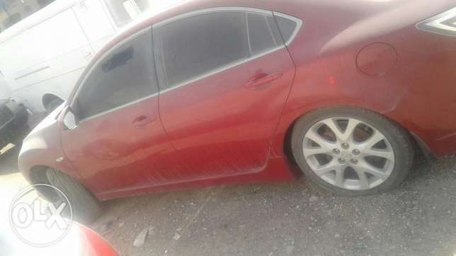 Mazda 6 Spare parts for sale