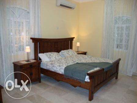 Fully furnished 1 BHK apt for rent in prestigious area in Villa-Azaiba