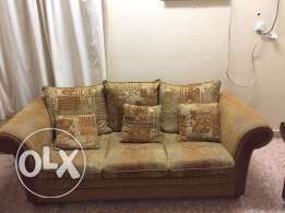 sofa set only for 70 ro! ففط 70 ريال