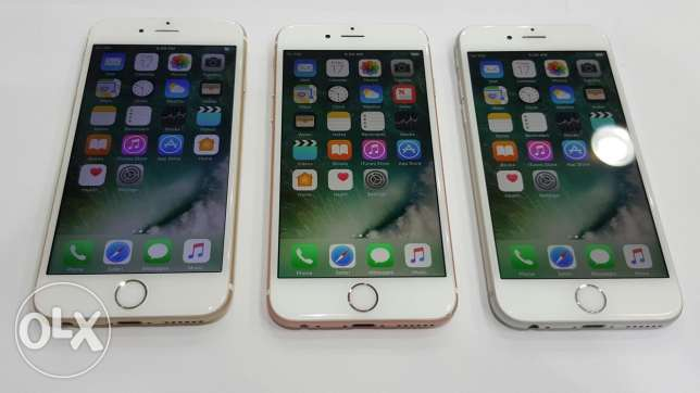 I phone 6s, in excellent condition, without any problem