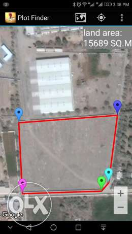 An Prime Location for Lease/Investment, it's at north west GUTec Unive   Land for Rent