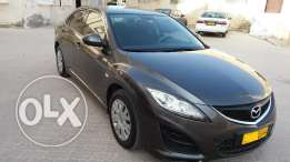 Mazda6 Model 2011 2.0cc Full Automatic very clean.مازدا ٦ موديل ٢٠١١