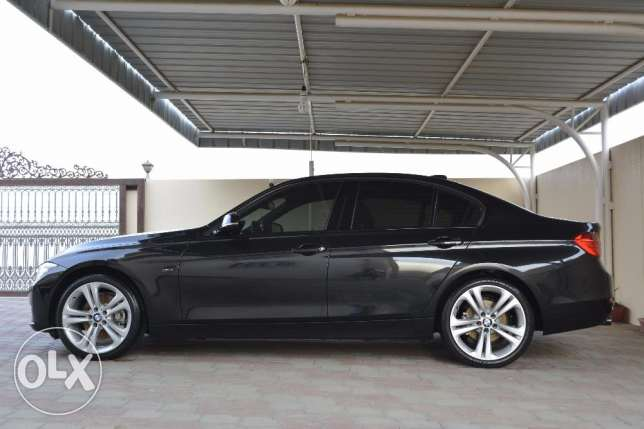 2015 BMW 328i (Sport Line) - Special order (the only one in Oman) بوشر -  1