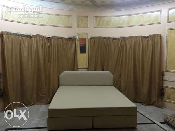 House independent New Salalah consists of a floor has three bedrooms,
