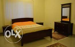 Bed Set + 2 x Bedside + Miroor