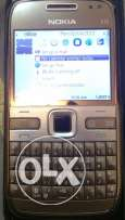 Nokia E72 with built in offline oman and UAE maps.