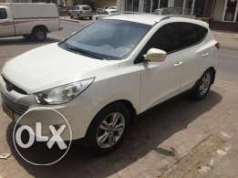 Immaculate condition expat driven Hyundai Tucson 2012 model for sale