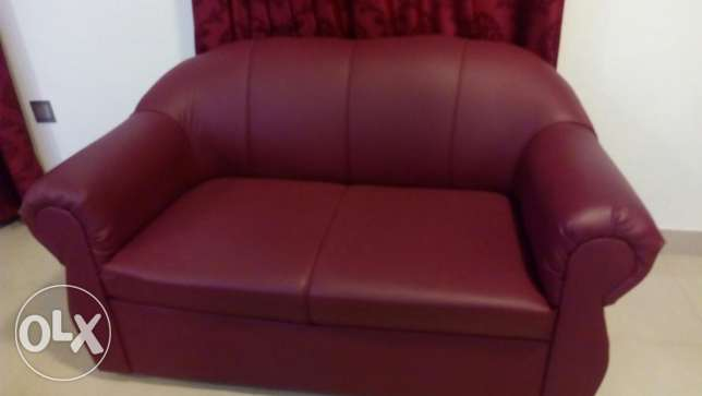 Sofa set 3+2+1+1 , Seven seater مسقط -  2