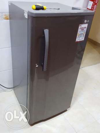LG 6 month used Brand new Refridgerator For sale