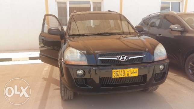 Hyundai Tucson for Sell